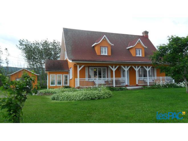 Maison canadienne Usagé à vendre à Cap-Chat - LesPAC.com ...
